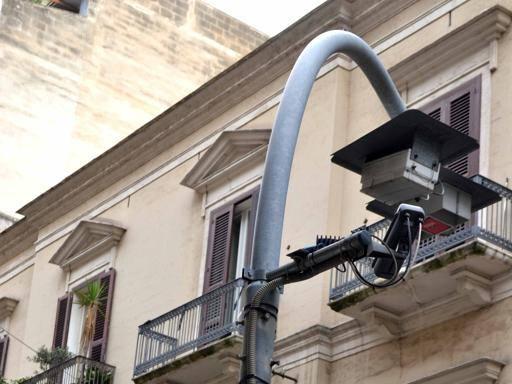 Napoli, risorse per 48 telecamere nei Decumani e 35 al rione Sanità