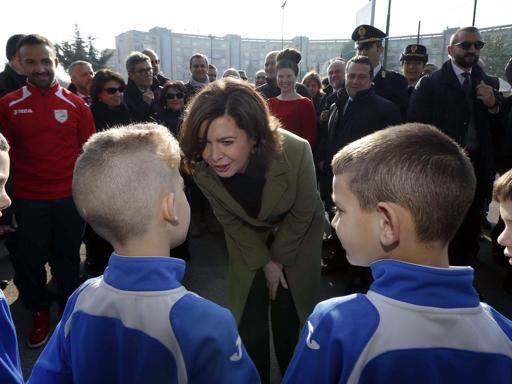 """""""La Scugnizzeria"""", la buona Scampia va in scena in Parlamento"""