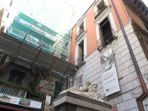 Napoli, sicurezza degli edifici Dibattito sul web a Nagorà