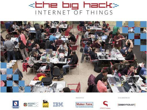 The Big Hack, Ibm porta a Napoli la maratona hacker dell'innovazione