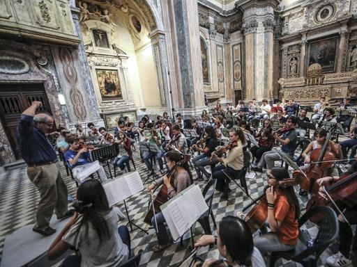 L'avventura musicale della Scarlatti jr