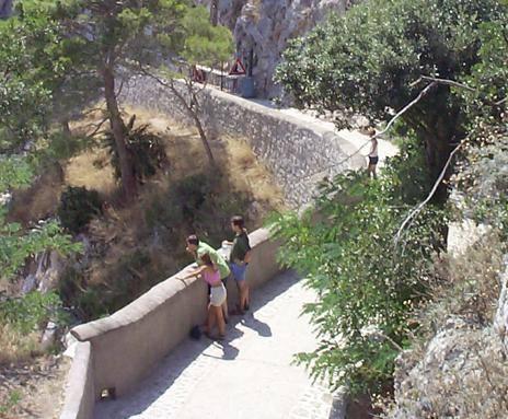 Capri, un ticket per via Krupp Pagherà manutenzione e apertura