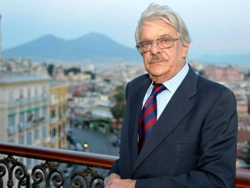 Giannini: adoro la «mia» Napoli Qui ho imparato a recitare