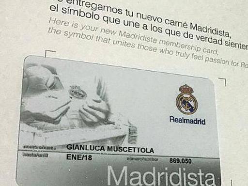 Diventa socio del real madrid per poter vedere il napoli for Oficina atencion al socio real madrid