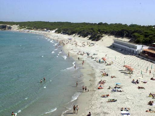 Bandiere blu c la spiaggia di tap puglia 11 localit con mare da sogno - Mare in tavola foggia ...