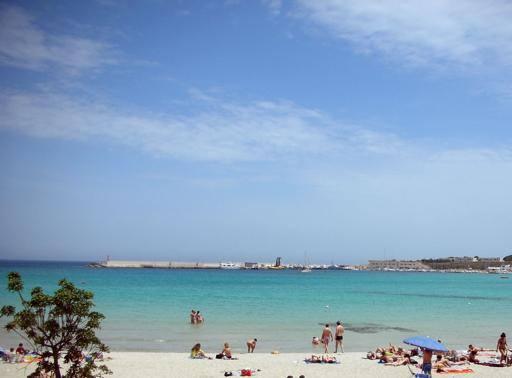 Adriatico pi blu dello ionio in puglia il derby del mare pulito - Mare in tavola foggia ...